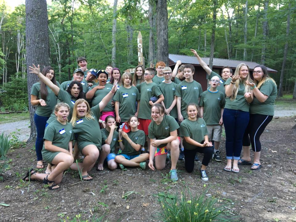 camp ozone campers
